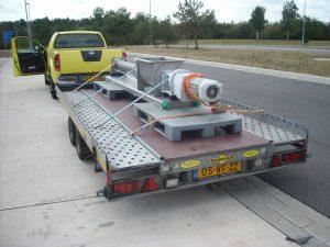 Dienstverlening Auto-ambulance